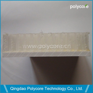 Kitpan- Kitchen waterproof light weight table PP honeycomb sandwich panel