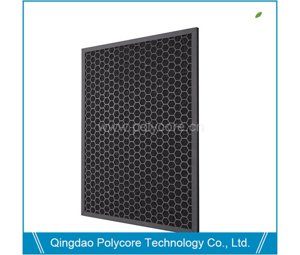 PP honeycomb filter 1
